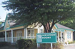 Inkwood Books Sign