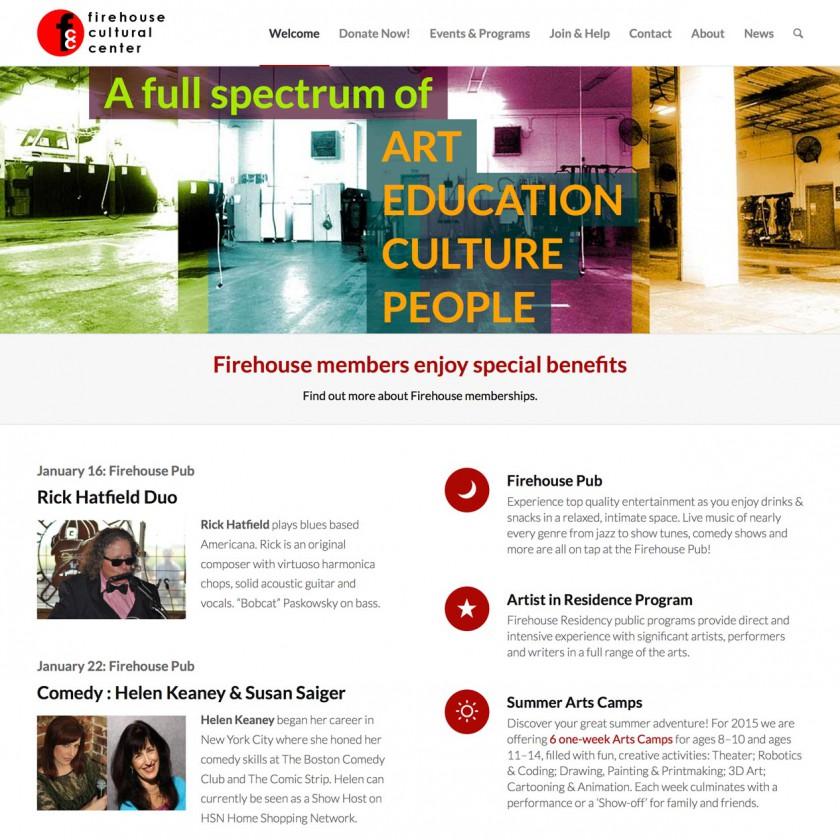 Multi-Function Website